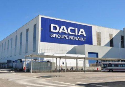 Fabrica Dacia