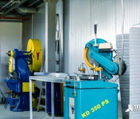Fabrica Temko sectia grile ventilatie 3