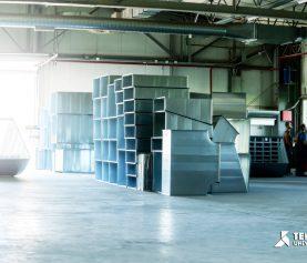 Rectangular ducts department10